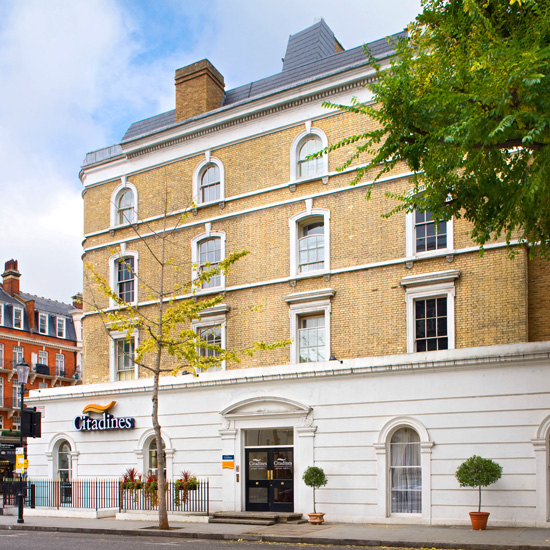Kingston Square Apartments: Ascott Residence Trust